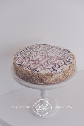 540. Eszterházy torta