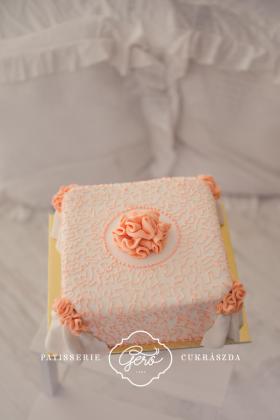 156. Marcipános torta