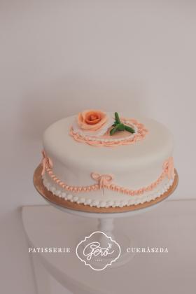 110. Marcipános torta