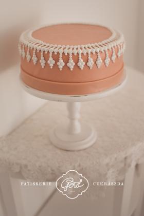160. Marcipános torta