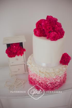 14. Esküvői torta