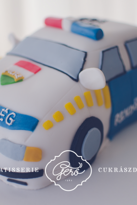 367. Autó torta