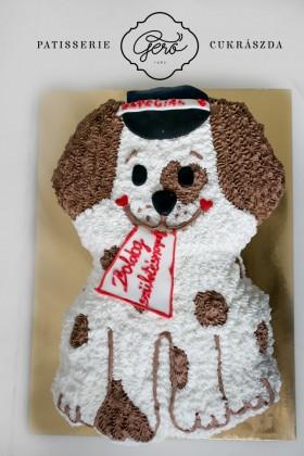 376. Kutya torta