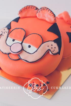 354. Cica torta
