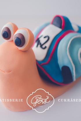 322. Csiga torta