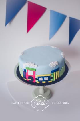 324. Gyerek torta