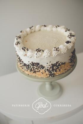 509. Oroszkrém torta