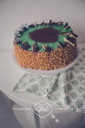 547. Mozart torta